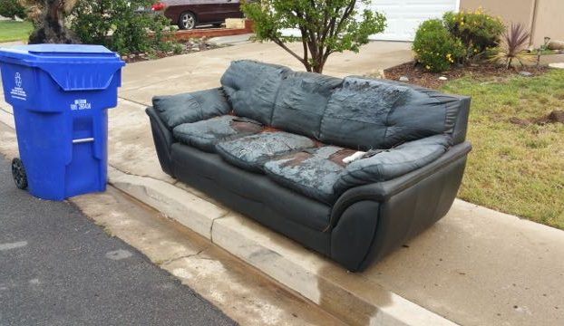 couch removal