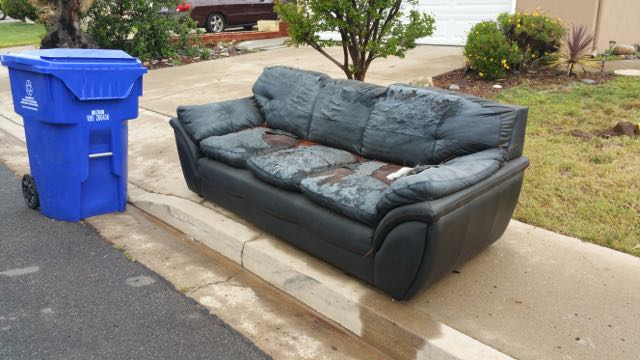 Couch Removal San Go Fred S Junk