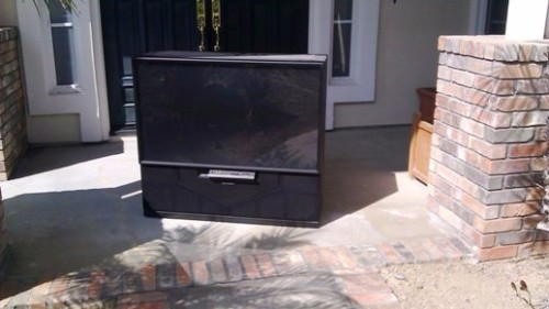 TV Removal