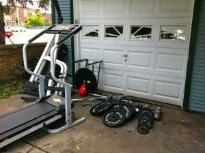 exercise equipment recycling