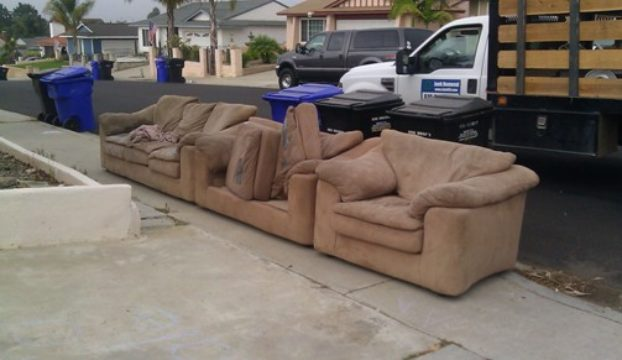 Couch Disposal San Diego