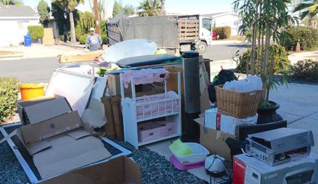 truck load junk removal