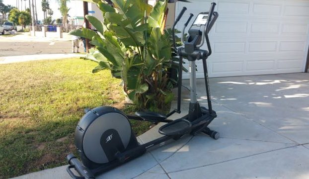 junk exercise equipment