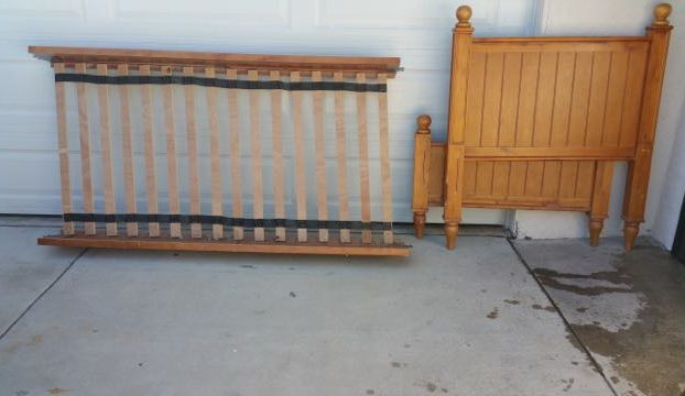 san diego bed removal