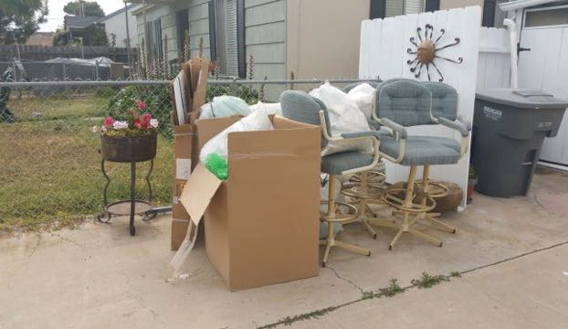 $99 curbside junk removal