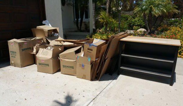 $99 junk removal moving trash
