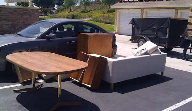 curbside furniture removal and disposal 99