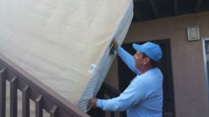 full service mattress removal