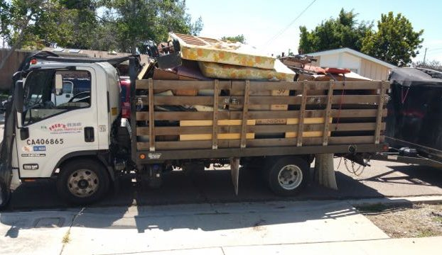 full truck load junk removal 297