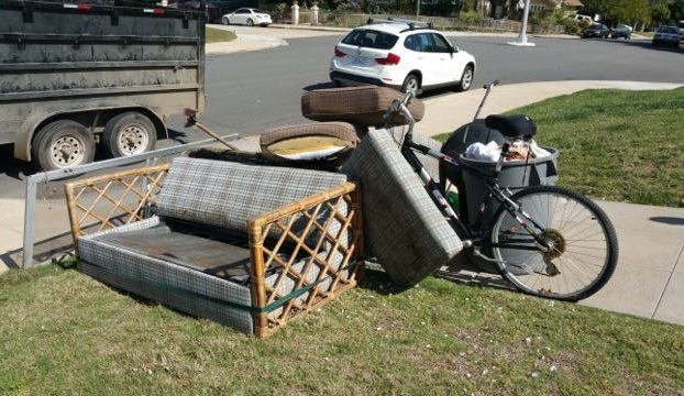 point loma 99 truck load junk removal