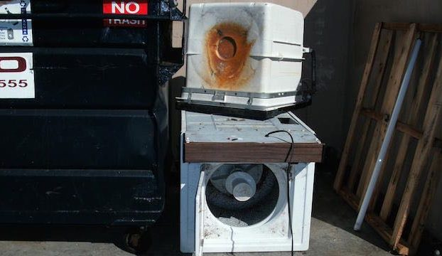 two appliances removal 79